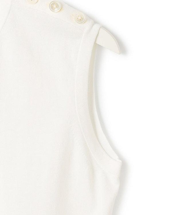 23区 L 【マガジン掲載】SEAICEノースリーブニット(番号2C35)
