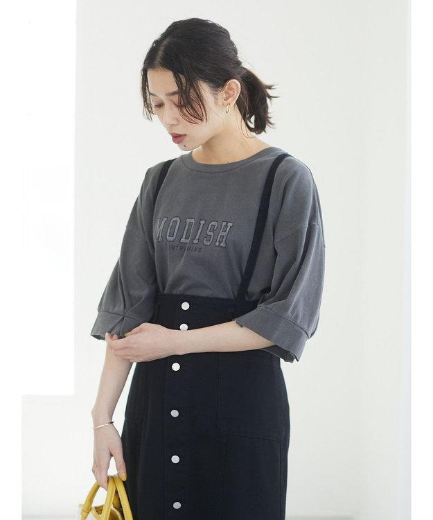 Green Parks 加工ロゴTシャツ