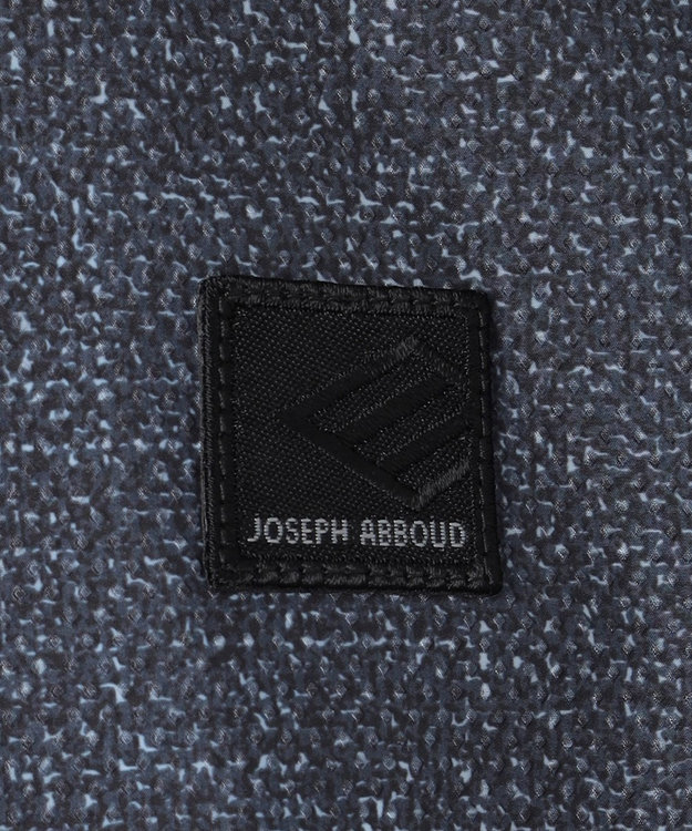 JOSEPH ABBOUD 【WEB限定】エンボステクスチャープリント ブルゾン