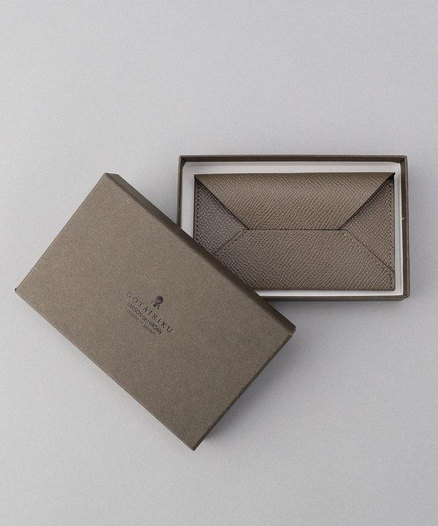 GOTAIRIKU 【HIROAN】封筒型名刺入れ