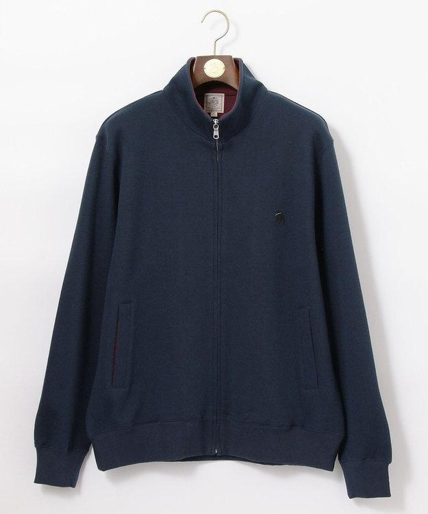 J.PRESS MEN 【大人気】バックブル Wフェイストラックジャケット