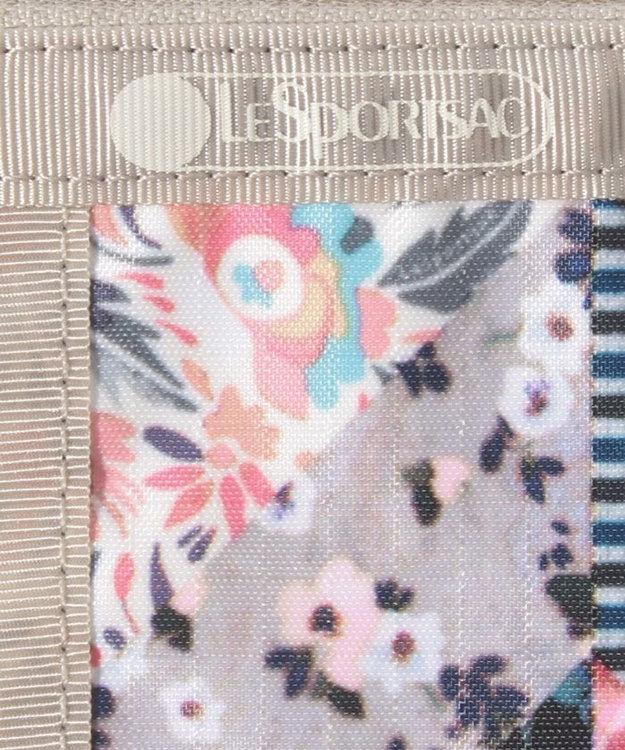 LeSportsac ID CARD CASE/メモリー フローラル キルト