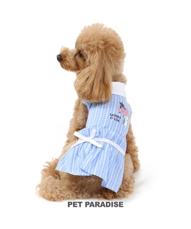 PET PARADISE 犬服 犬 服 ペットパラダイス リサとガスパール ローズ ワンピース 〔小型犬〕 超小型犬 小型犬