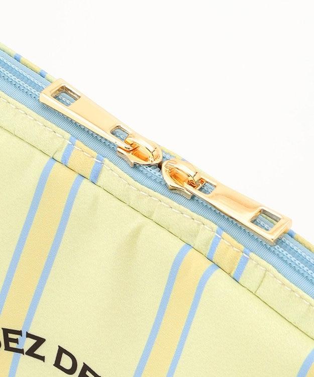 any SiS 【持ち手付き】ボタニカルストライプ PC・タブレット用 バッグ
