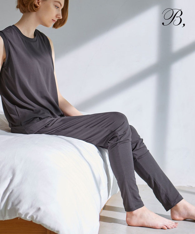 BEIGE, 【完売カラー再入荷】【B,】FREYA / パンツ