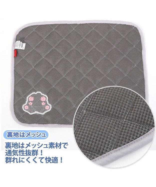 PET PARADISE ペットパラダイス ディズニー ミニーマウス 接触冷感 ボタニカル柄 クールマット(48cm×40cm)