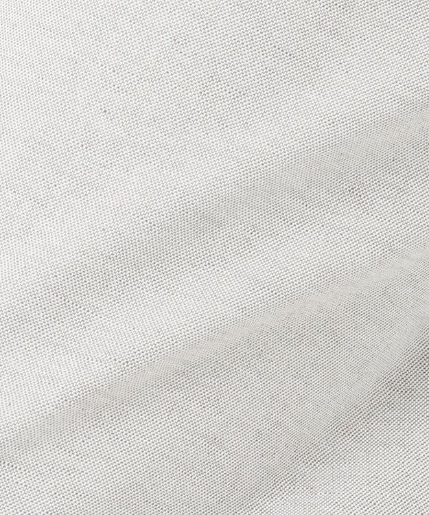 J.PRESS LADIES 【洗える】シェルタリングドライオックス ワイドパンツ ライトグレー系