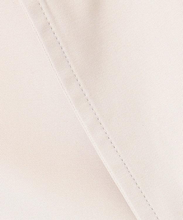J.PRESS LADIES 【撥水加工・花粉付着防止】80/2PIMAコットンツイルショート コート