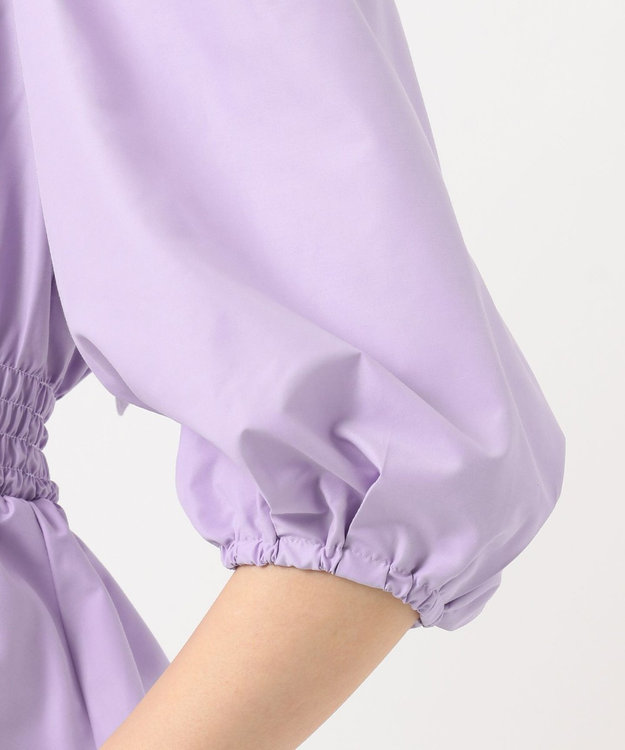 TOCCA 【TOCCA LAVENDER】Back Ribbon Puff Blouse ブラウス