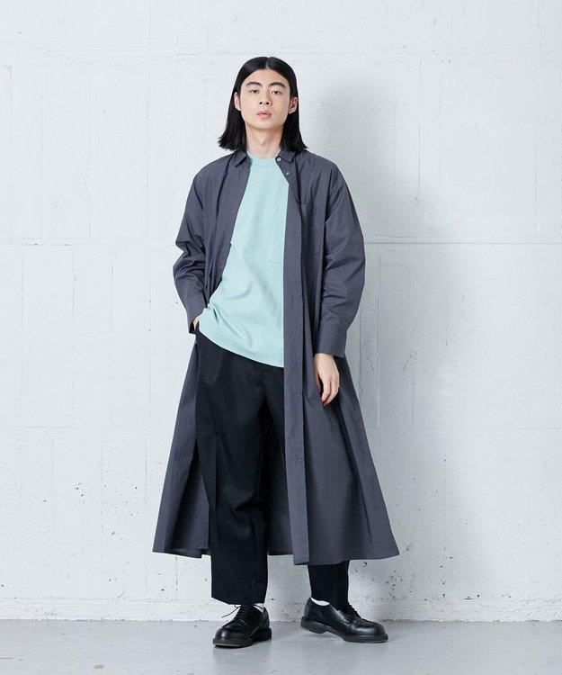 ONWARD Design Diversity 【IIQUAL】ロングシャツドレス