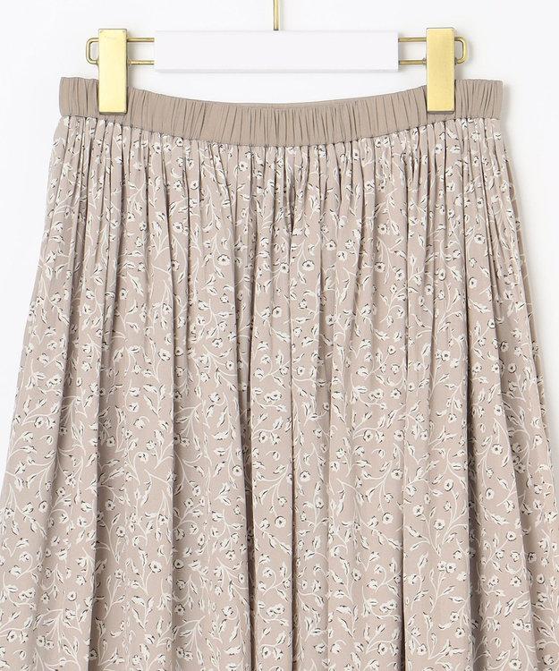 any SiS L 【2WAY】バイカラープリント スカート