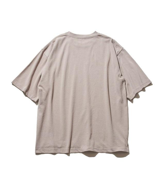 J.PRESS YORK STREET 【UNISEX】ロゴプリント Tシャツ