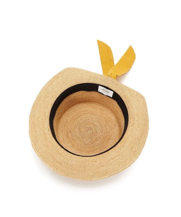 TOPKAPI ラフィアカンカン帽