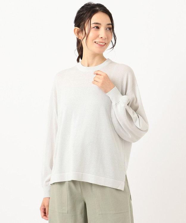 any FAM 【LEE3月号掲載商品】シアーニット プルオーバー