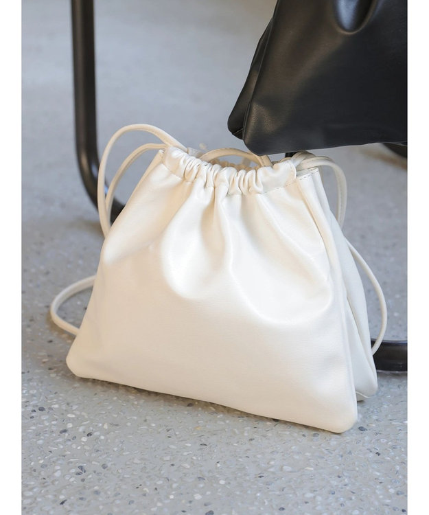 AMERICAN HOLIC 巾着ショルダーバッグ