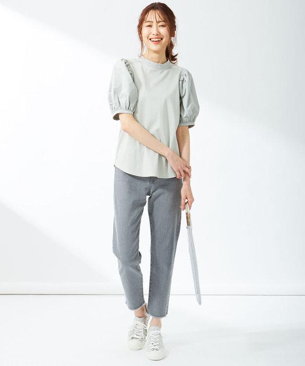 組曲 【22.5~24.5cm】MOON STAR スエード ベーシック スニーカー