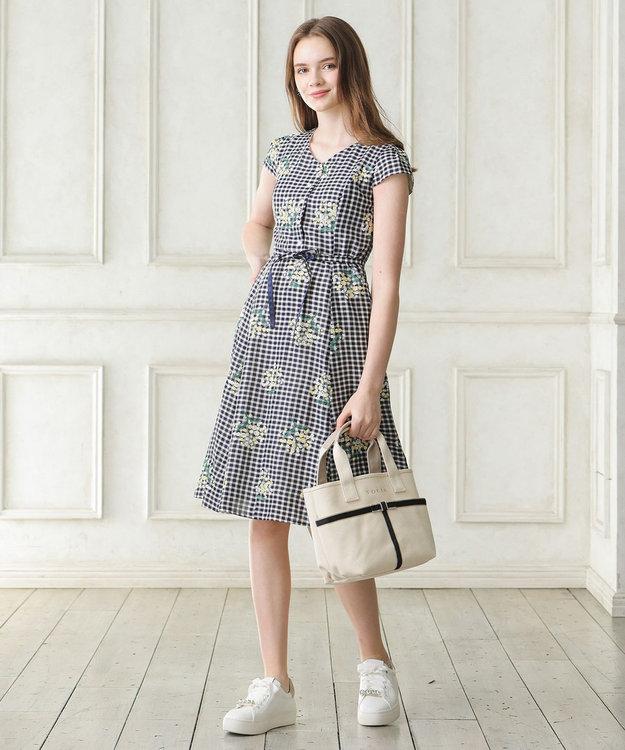TOCCA 【洗える!】MUGET ドレス