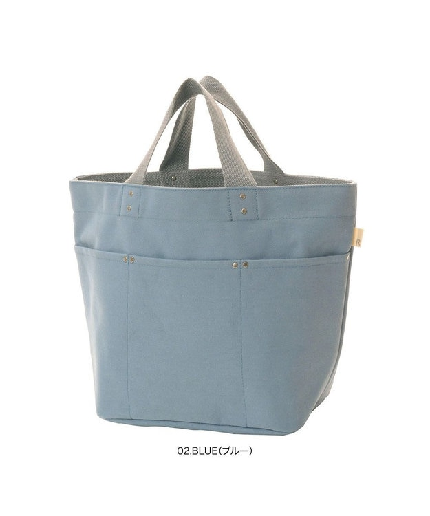 ROOTOTE 2682【はっ水加工・軽量・自立】/ SN.デリ.リペレントキャンバス-D