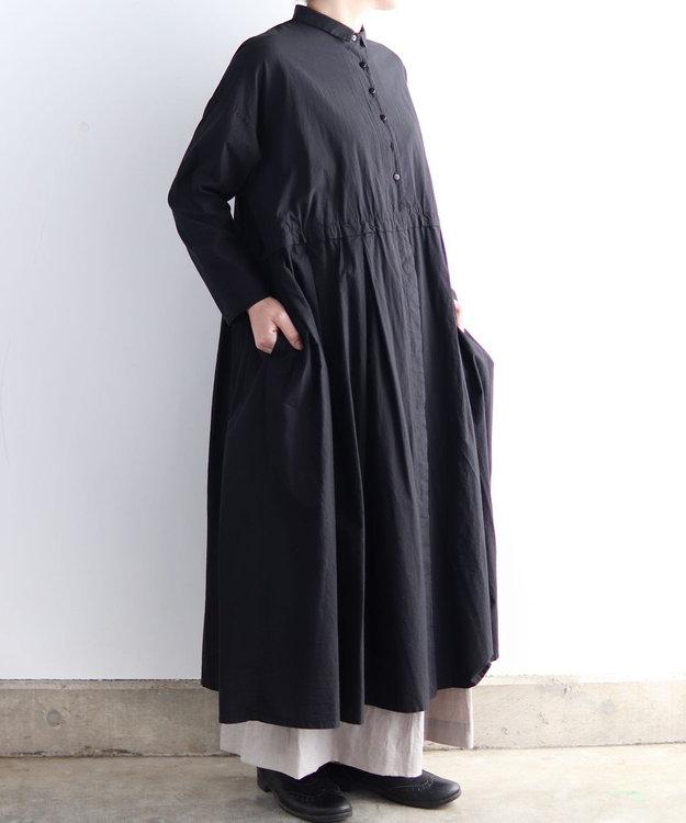 muuc 製品染めドレスコート
