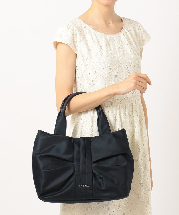 TOCCA 【再入荷決定!】RIBBON KNOT TOTE トートバッグ
