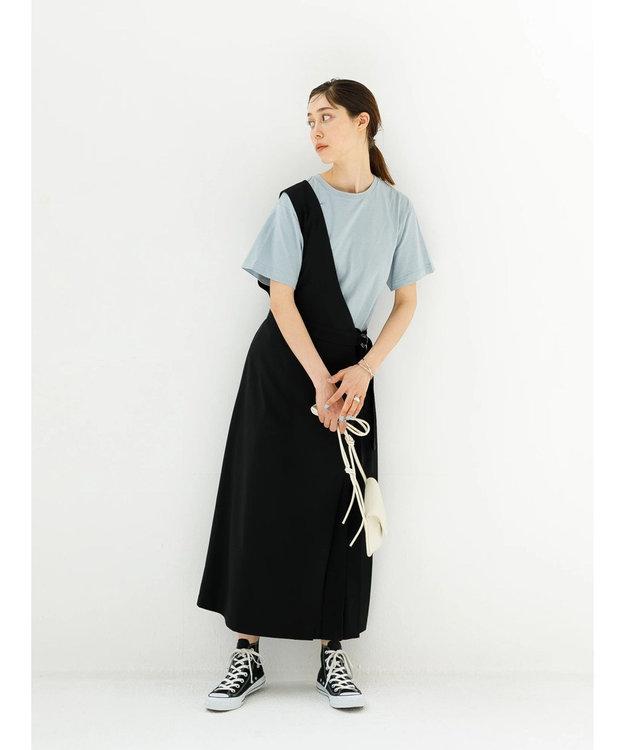 koe 抗菌防臭オーガニックコットンクルーネックTシャツ