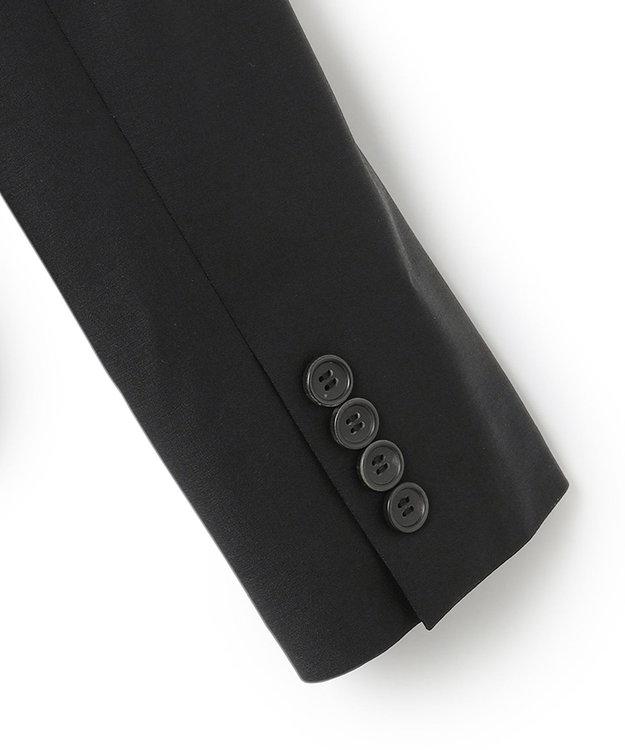 23区 【セットアップ対応】ファインネスウール 2つ釦 テーラード ジャケット