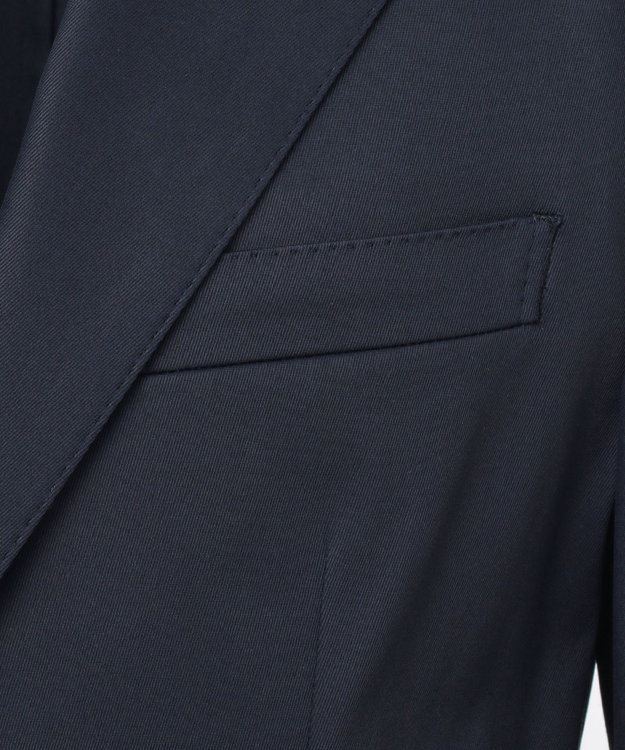 J.PRESS MEN 【LARUSMIANI】ハイデンシティ ストレッチツイル ジャケット