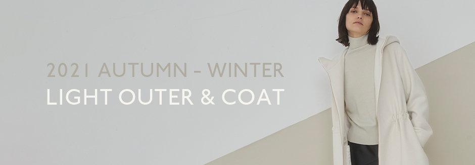 LIGHT COAT & OUTER